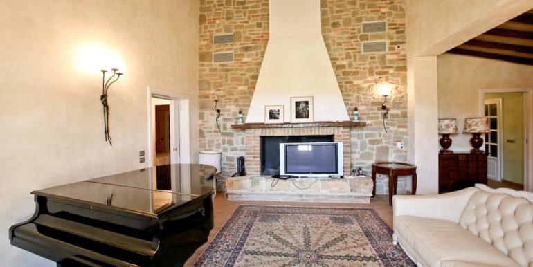 Toscana Casale con Dependance e Piscina - Concetta relli Luxury real estate - vendita affitto