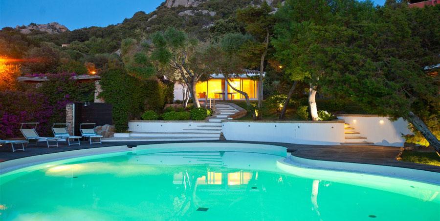 Villa Bianca – Porto Rotondo, Costa Smeralda, Sardegna