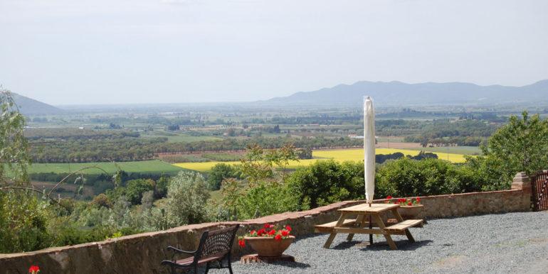 vendita agriturismo poggio oliveto matremma toscana - concetta relli luxury real estate 03a