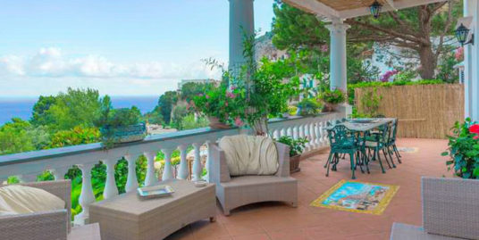 Villa Isola di Capri in Vendita – Concetta relli Luxury Real Estate