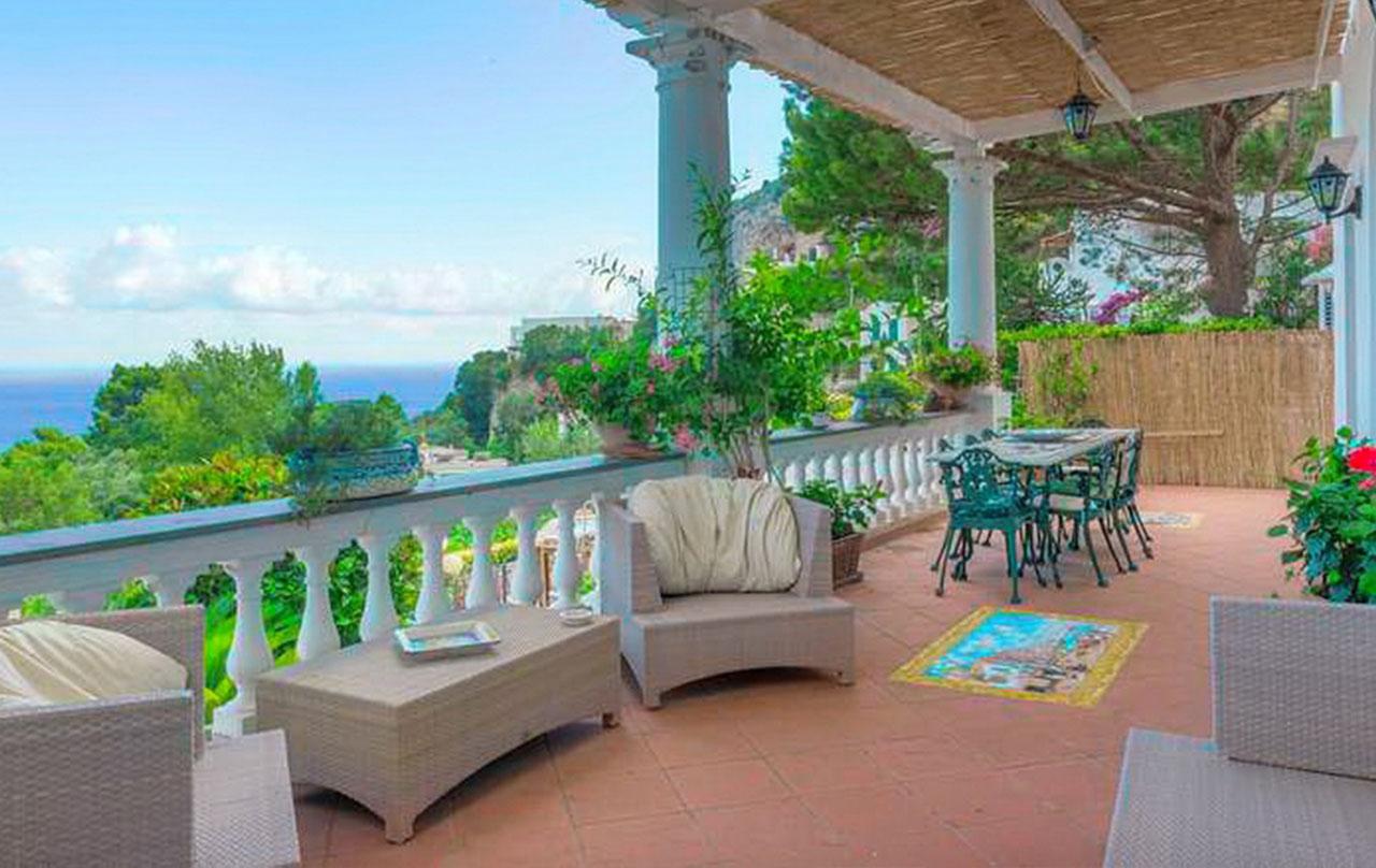 Villa Isola di Capri in Vendita – Concetta relli Luxury Real Estate