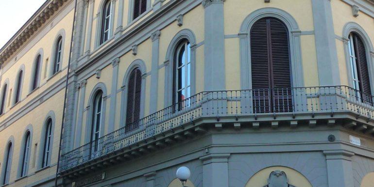 Scheda fabbricato Palazzina Marchi Piazza Indipendenza