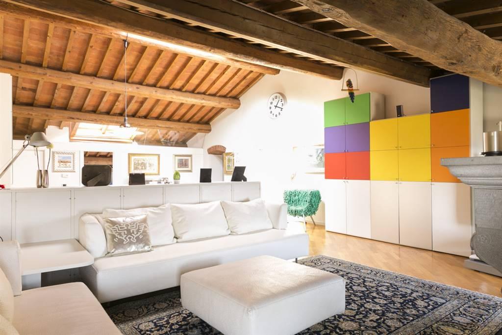 Esclusivo appartamento nel centro storico di Lucignano in Toscana (Arezzo)