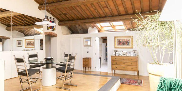 esclusivo appartamento centro storico lucignano toscana concetta relli real estate 15