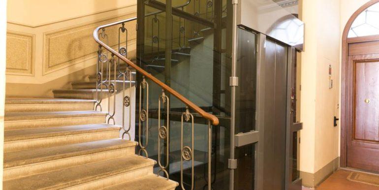 esclusivo appartamento centro storico lucignano toscana concetta relli real estate 16