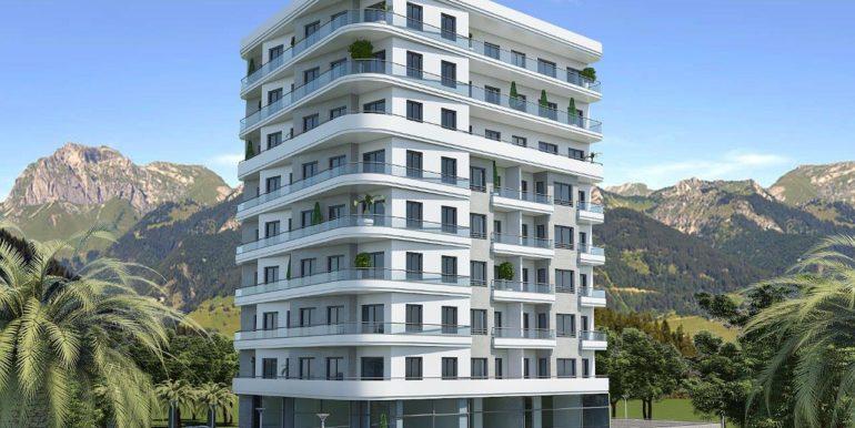Budva, zona esclusiva ultimi e nuovi appartamenti, proponiamo eleganti e funzionali appartamenti condizionati e con ampi terrazzi vista mare.