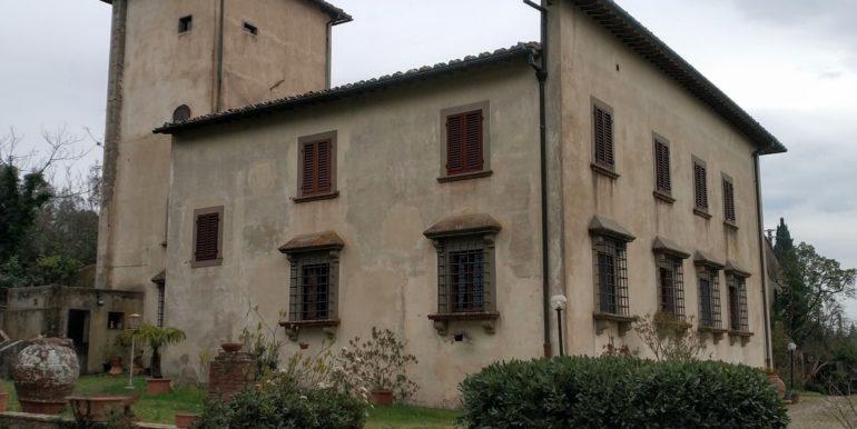 Vendita Villa Storica con parco - Firenze - Concetta Relli Luxury Real Estate